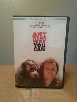 Any Which Way You Can/ Clint Eastwood