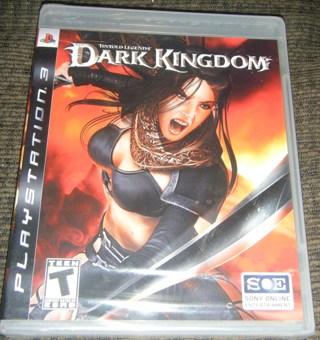 *NEW* Untold Legends DARK KINGDOM for Sony PS3