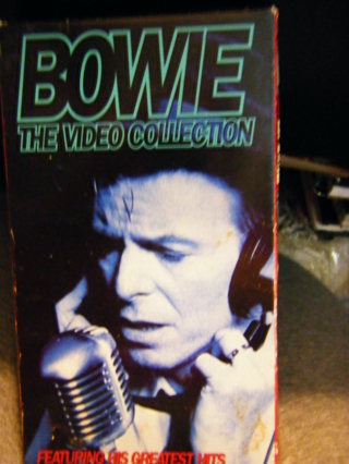 BOWIE-THE VIDEO COLLECTION