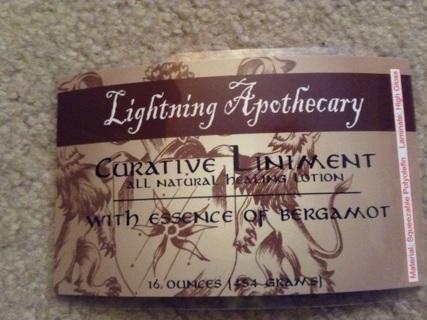 Lightning Laminate