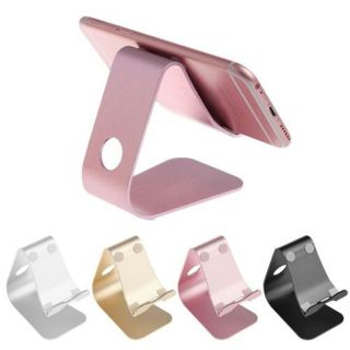 Universal Phone Desk Dock Stand Holder Aluminum Alloy Fr iPhone 7''-10 '' Tablet