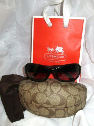 * COACH * 4-Piece Sunglasses Lot! *