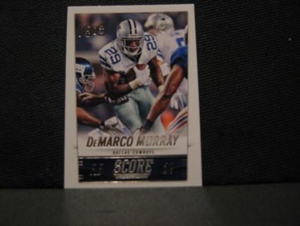 Dallas Cowboys DeMarco Murray