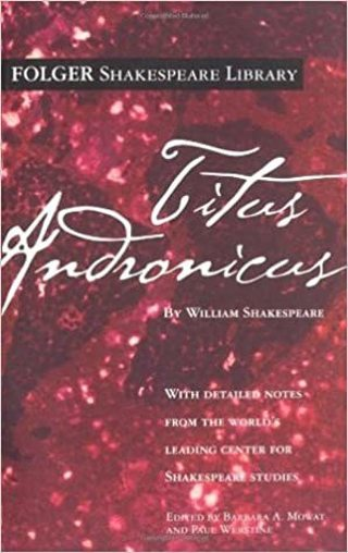 TITUS ANDRONICUS by William Shakespeare (BEFORE YOU BID ASK HOW MUCH SHIPPING COSTS TO YOUR HOME)