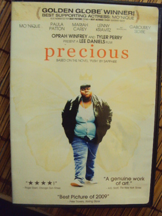 ~ DVD Precious ~ A film by Tyler Perry, VG Condition