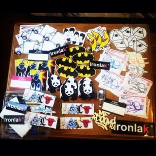Graffiti stickers (free Shipping!)