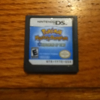 Pokemon Mystery Dungeon DS Game