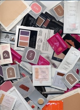 mary kay stocking stuffer samples