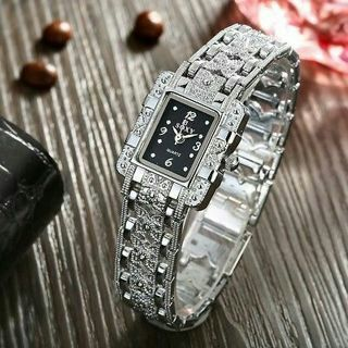 [GIN FOR FREE SHIPPING] Luxury Band Stainless Steel Military Fashion Quartz Wrist Watch