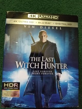 Last witch hunter uv