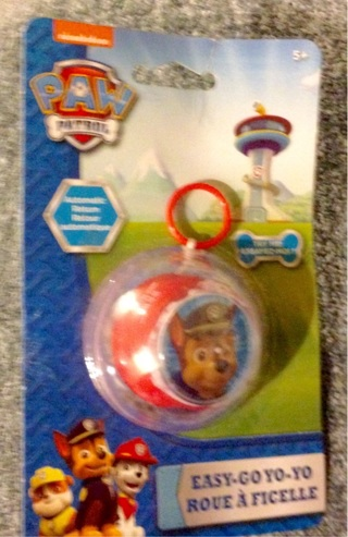 "BNIP Nickelodeon's PAW PATROL ""Easy Go Yo Yo!!"" Think EASTER!!"