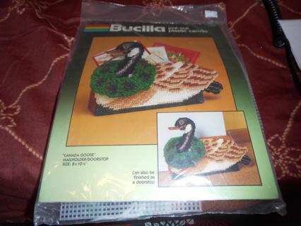 Bucilla - Plastic Canvas Kit - Duck