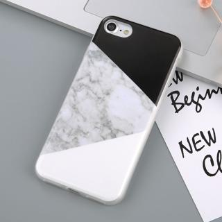 Art Glossy Granite Marble Soft TPU Phone Case Cover For iPhone 7 6 6s Plus 5s SE