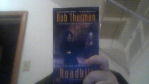 Roadkill novel by Rob Thurman