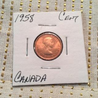 Canada penny! High grade!