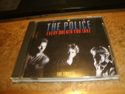cd-the police-every breath you take-the singles-hits!used-ex-rock