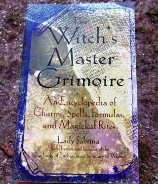☽✪☾ THE WITCH'S MASTER GRIMOIRE An Encyclopedia of Spells Charms Formulas & Magickal Rites ☽✪☾ WICCA