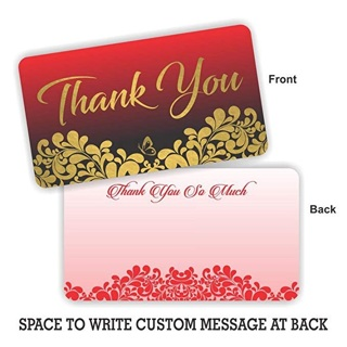 ❥~~ Thank You Business Cards