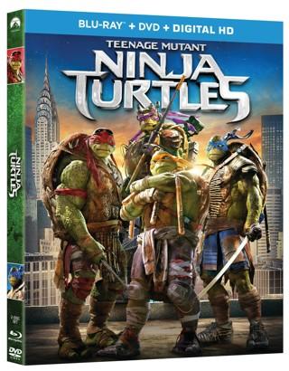 Teenage Mutant Ninja Turtles (Digital HD Download Code Only) **Johnny Knoxville** **Megan Fox**