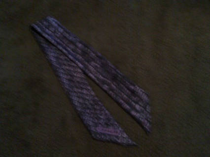 Coach Ponytail Scarf!!! EUC Just In Time For Christmas!!!!