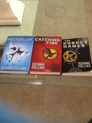 The Hunger Games Series of Three Books