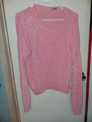 Women's Charlotte Russe knitted sweater size XL