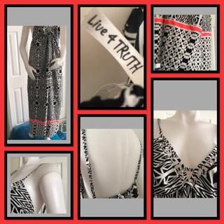 Live 4 Truth Maxi Dress M