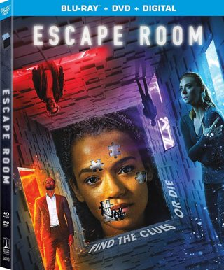 Escape Room (2019) Movies Anywhere Digital HD Movie Code!