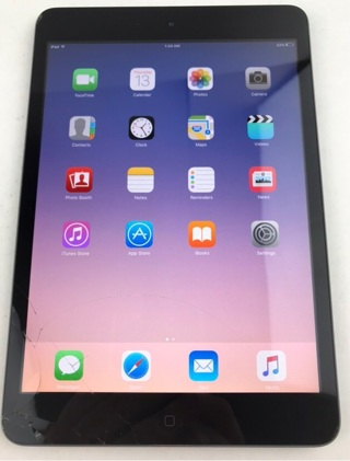 ✯Apple iPad Mini 16GB Wi-Fi 1st Generation Model MD528LL/A A1432 Space Gray Works ~ FREE SHIPPING✯