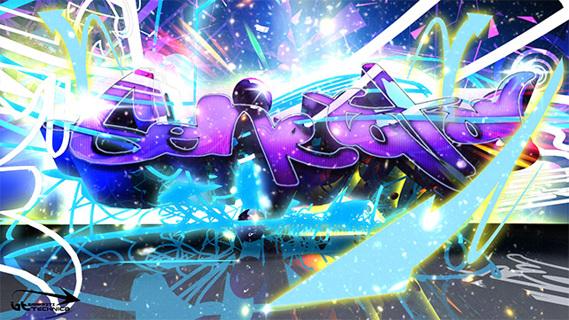 graffiti desktop wallpaper