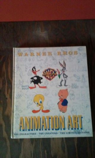 Warner Brothers, Animation Art