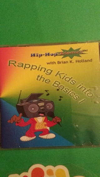cd rapping the kids into the basics free shipping