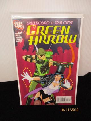 GREEN ARROW NO. 52
