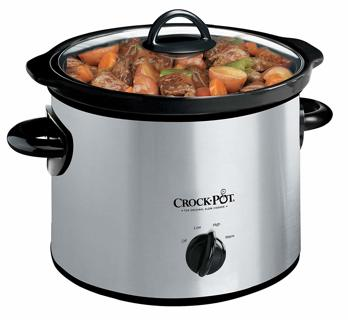 "Crock-Pot 3-Quart ~ ""Baby It's Cold Outside GIN DROP!"""