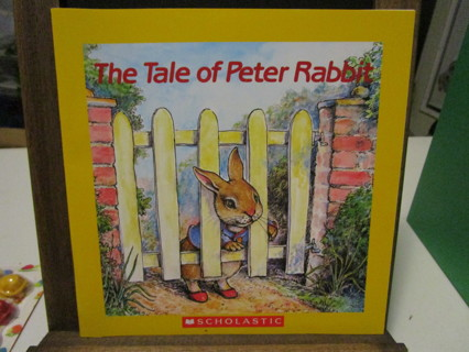 The Tale of Peter Rabbit  -Beatrix Potter