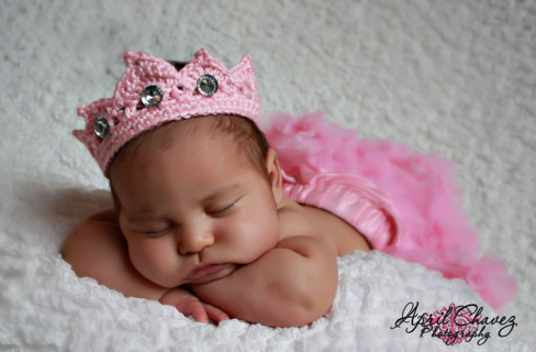Free Newborn Princess Tiara Crown Crochet Pattern Pdf Crochet