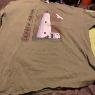 Two Extra Large Women's Shirts