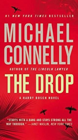 **FREE SHIPPING** The Drop by Michael Connelly ~USED