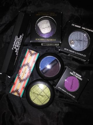 MAC 7 PIECE BUNDLE** MUST SEE* : AUTHENTIC GURANTEED!!!