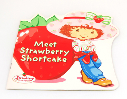 Meet Strawberry Shortcake by Fontes-Justine-0448431327-Book