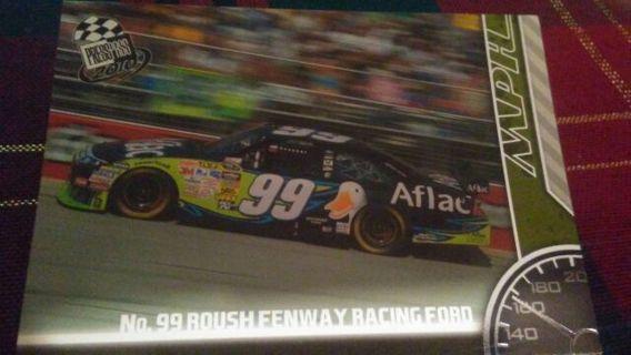 No.99 NASCAR card
