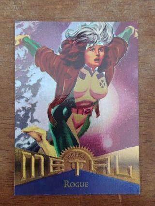 Marvel - Xmen Rogue Foil Card