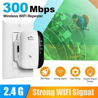 300Mbps Range Repeater Extender Wireless