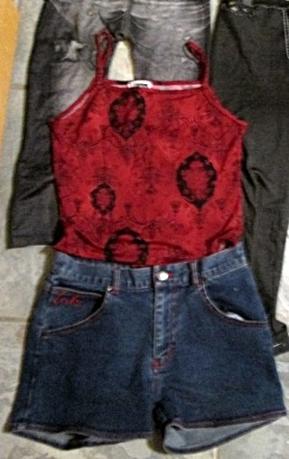 Free: Cute INK (Imagine Not Knowing)Authentic Apparel Size 30W
