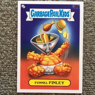 2021 GPK(Funnel Finley)