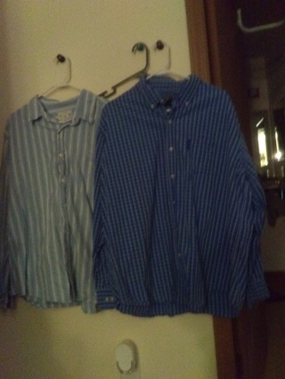 2 Men SZ XL Aeropostle And US Polo Assn