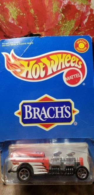 "'99 Special Edition ""Brachs"" HotWheels"