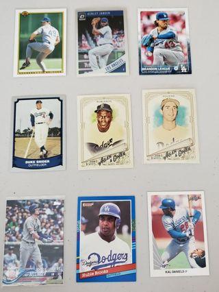 Dodgers ,#28,Snider,Robinson,Koufax, Belcher, Jansen, League, Bellinger, Brooks, Daniels,