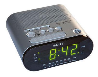 "SONY ALARM CLOCK ~ Dream machine ""Sony ICF-C218 Clock Radio"""