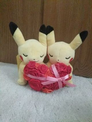 Sweetheart Pikachu Pokemon